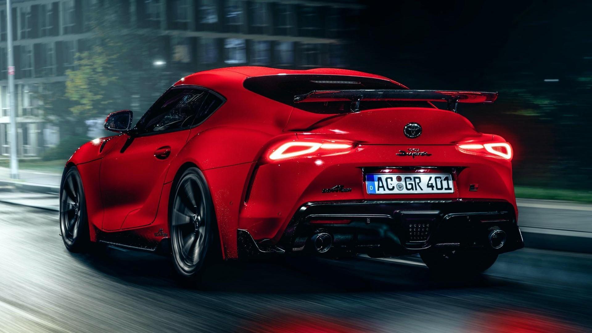 AC Schnitzer sube de categoría al nuevo Toyota Supra