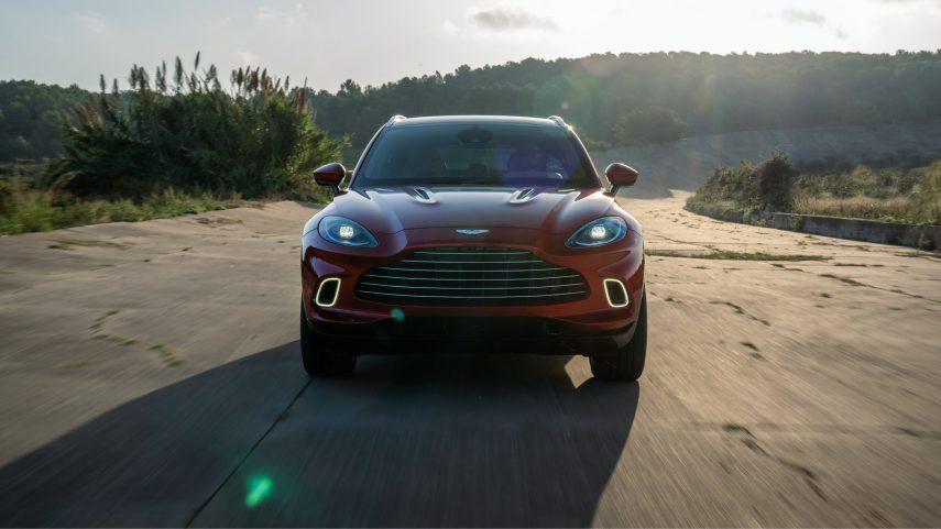 El Aston Martin DBX será la salvación de la marca