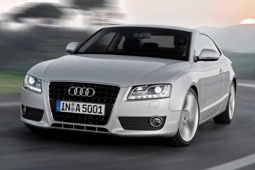 Coche del día: Audi A5 Coupé 3.2 FSI quattro Tiptronic (B8)