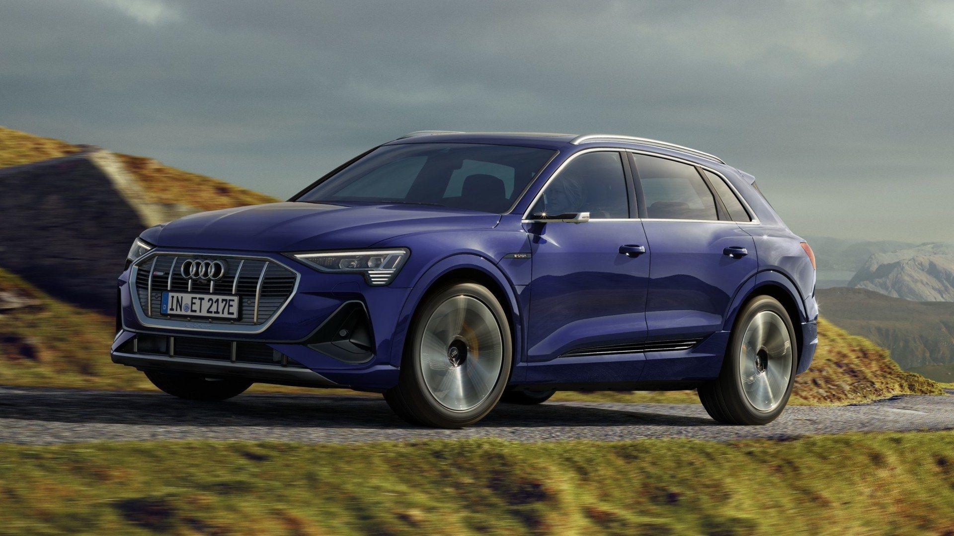 Audi e-tron 2020: ahora más eficiente con 436 kilómetros de autonomía
