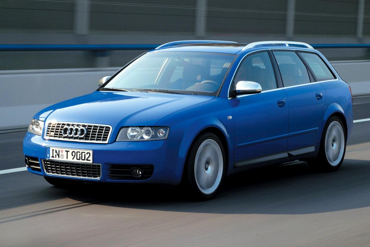 Coche del día: Audi S4 (B6)