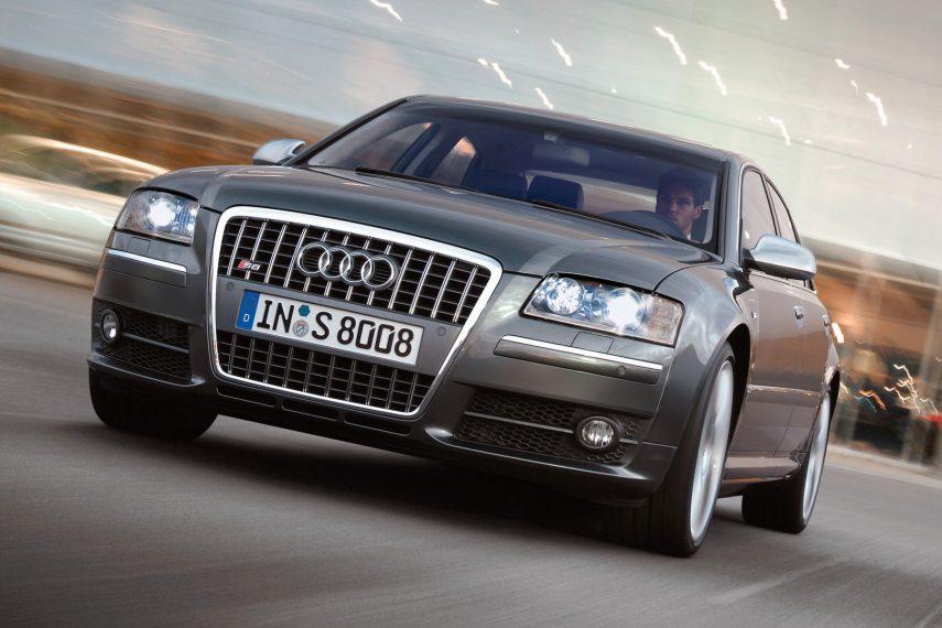 Coche del día: Audi S8 5.2 V10 (D3)