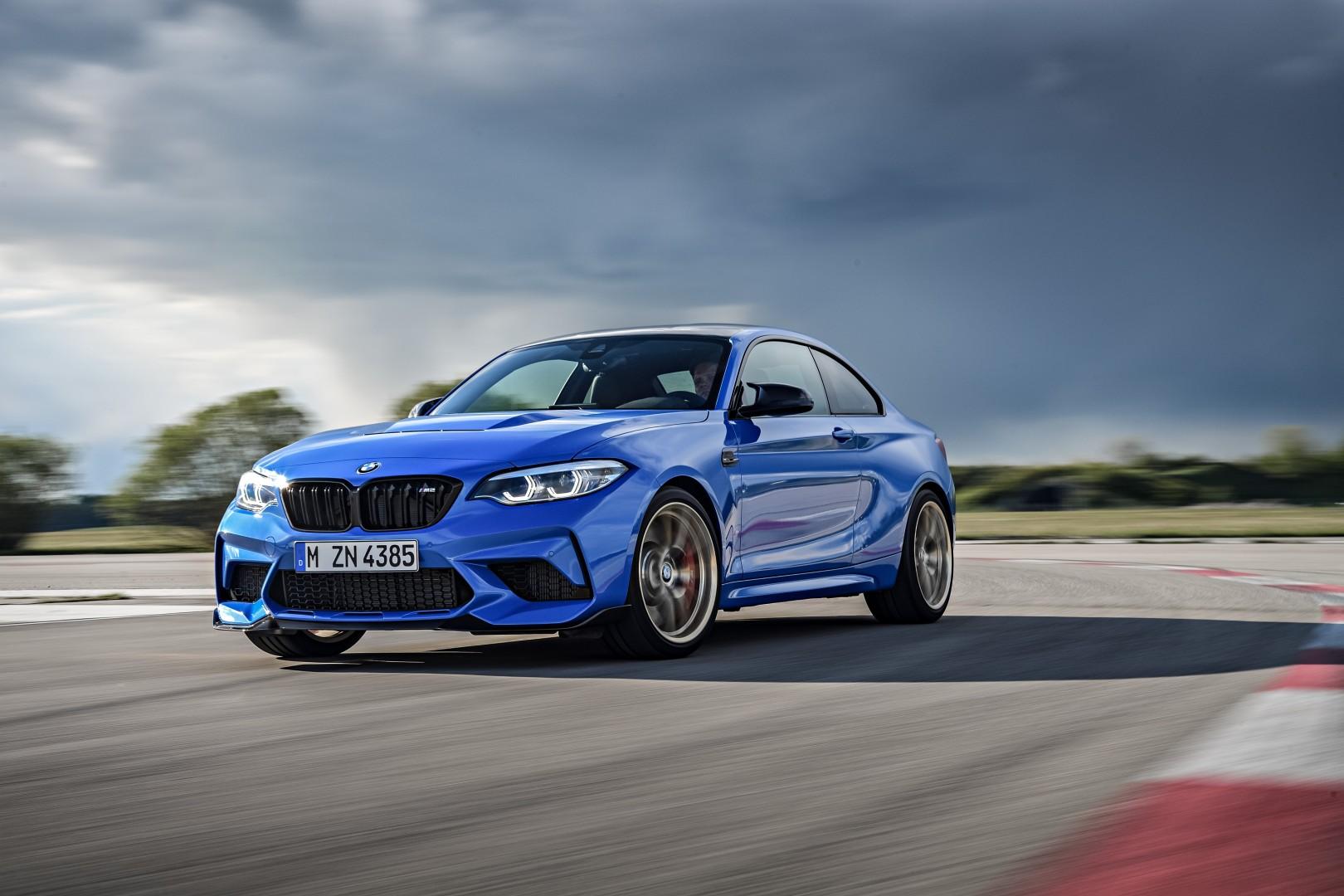El BMW M2 Cs ya tiene precios en España