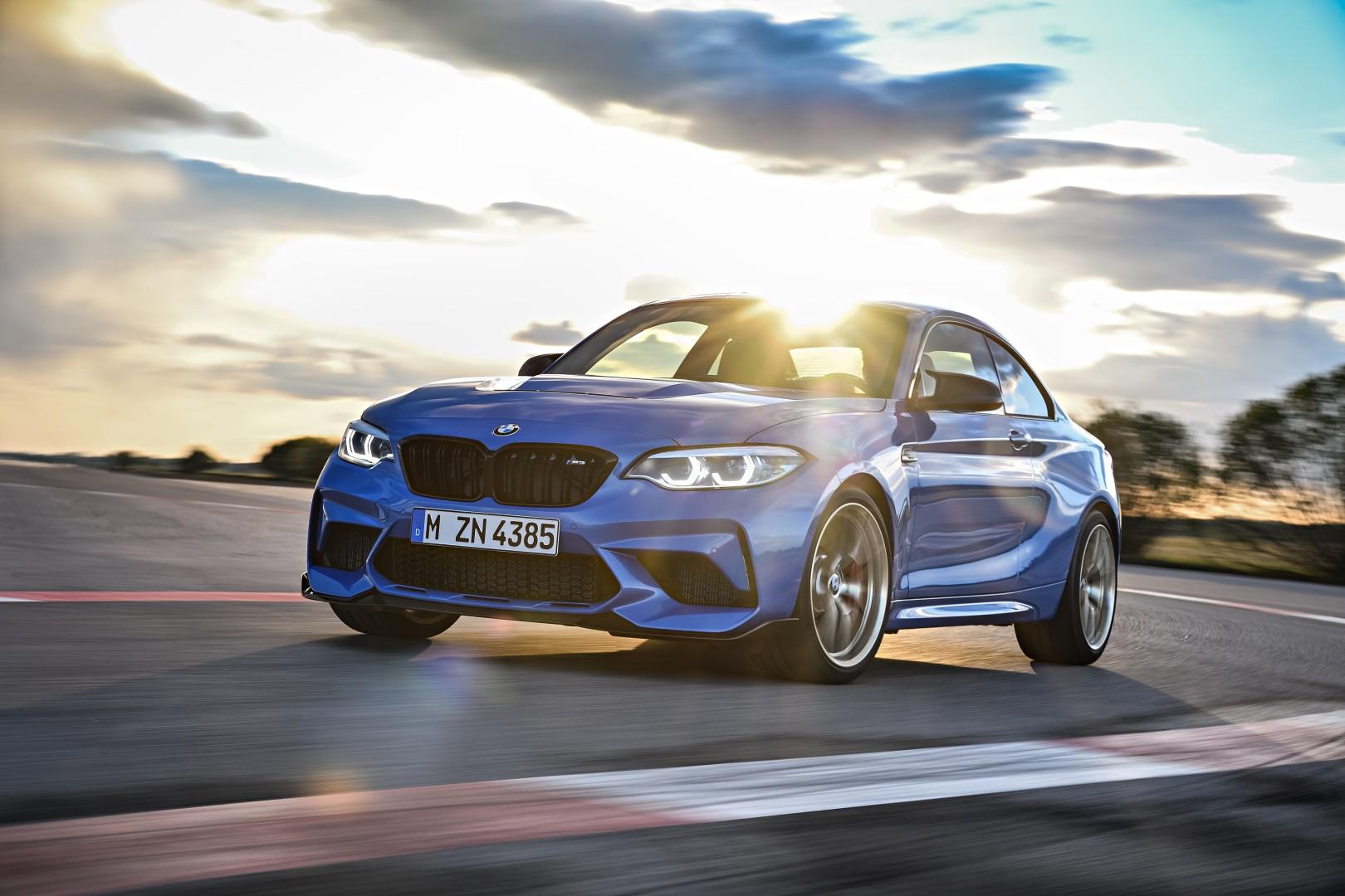 """BMW M2 CS 2020, este es el """"Bimmer"""" que estábamos esperando"""