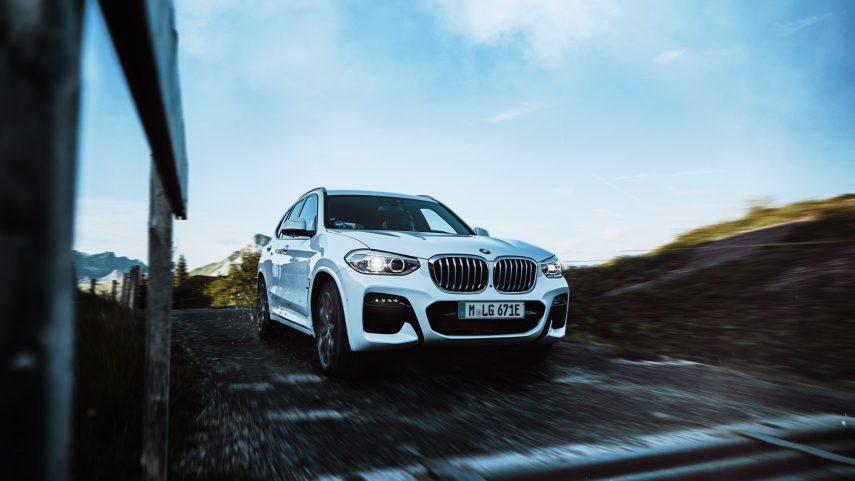 BMW X3 xDrive30e: el SUV medio de Múnich híbrido enchufable