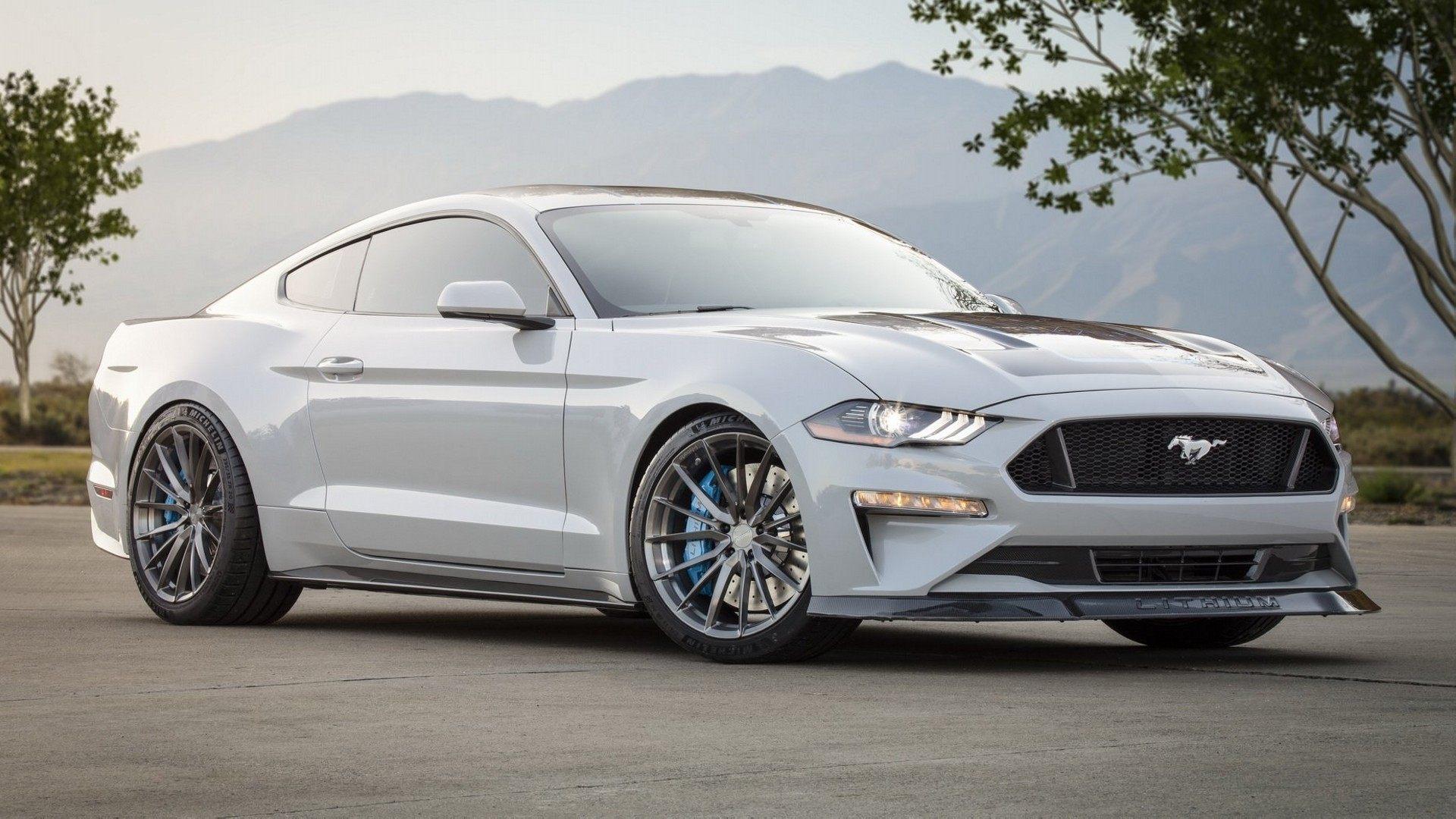 Ford Mustang Lithium: el caballo salvaje se hace eléctrico