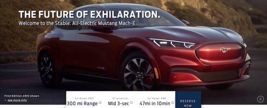 Ford Mustang Mach-E, así se llamará el nuevo SUV eléctrico de Ford