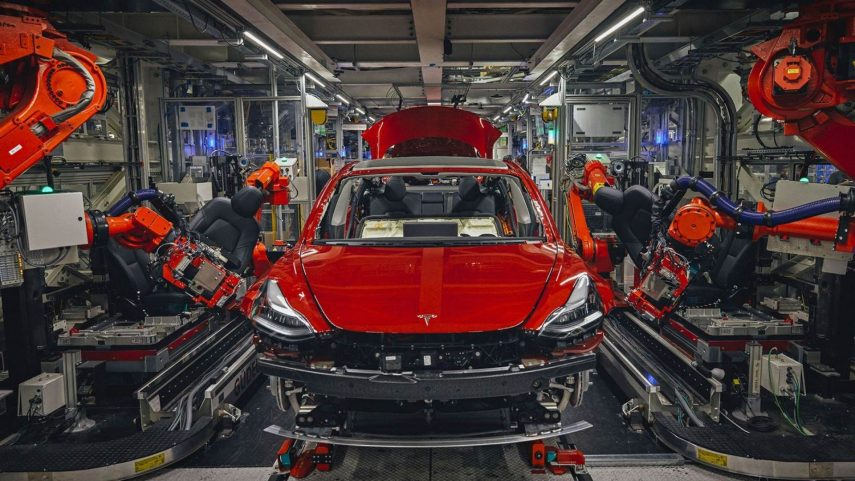 La gigafactoría de Tesla en Alemania fabricará 500.000 unidades anuales