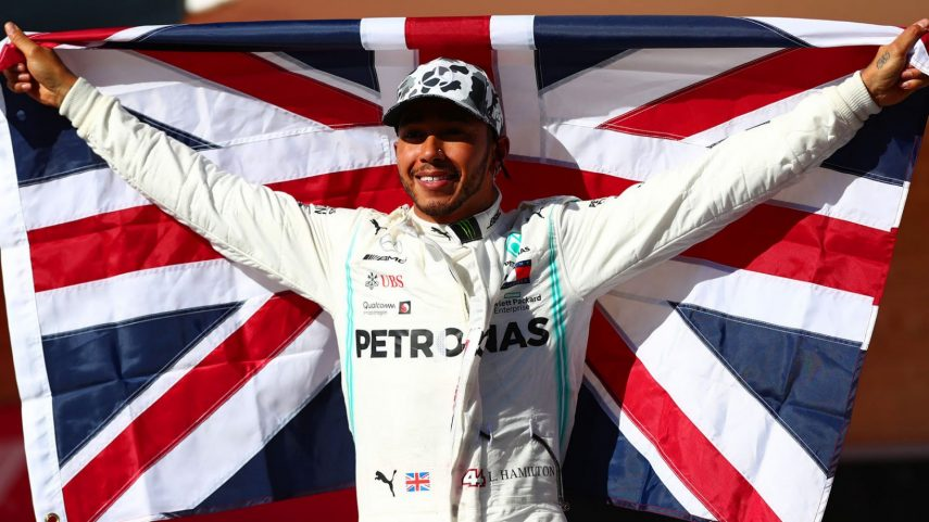 GP de EEUU: Bottas vence y Hamilton es campeón del mundo