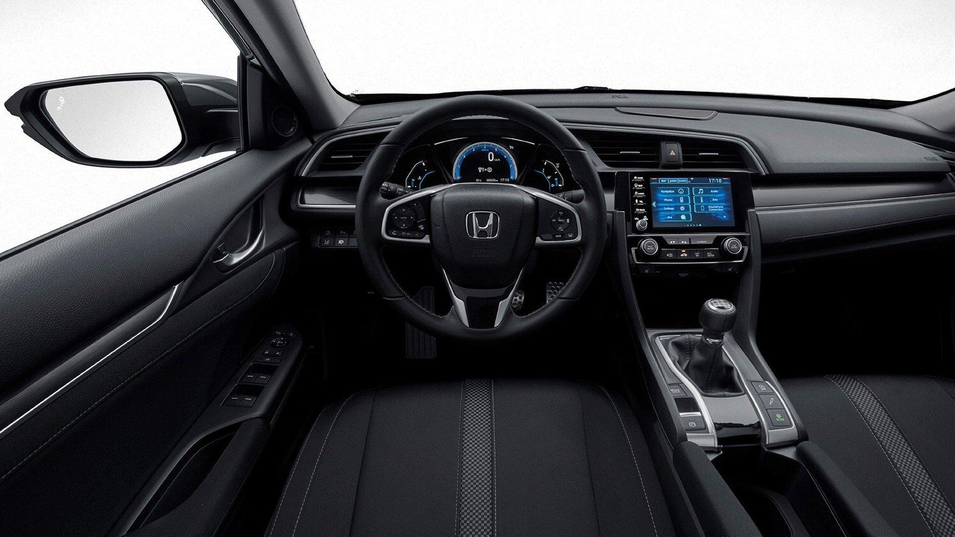 Honda Civic 2020 (1)