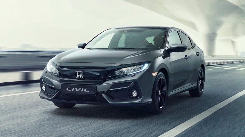 Honda Civic 2020: pequeñas actualizaciones cosméticas y más equipamiento