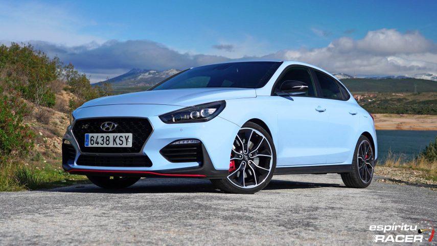Prueba y análisis: Hyundai i30 N Fastback