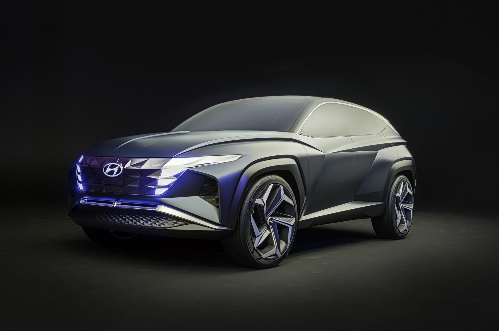 Hyundai Vision T Concept, anticipando el futuro lenguaje de diseño de la marca