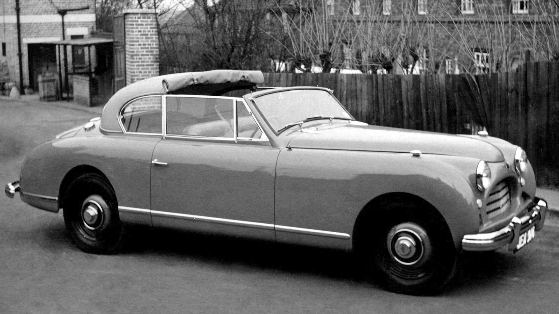 Jensen Interceptor 1950