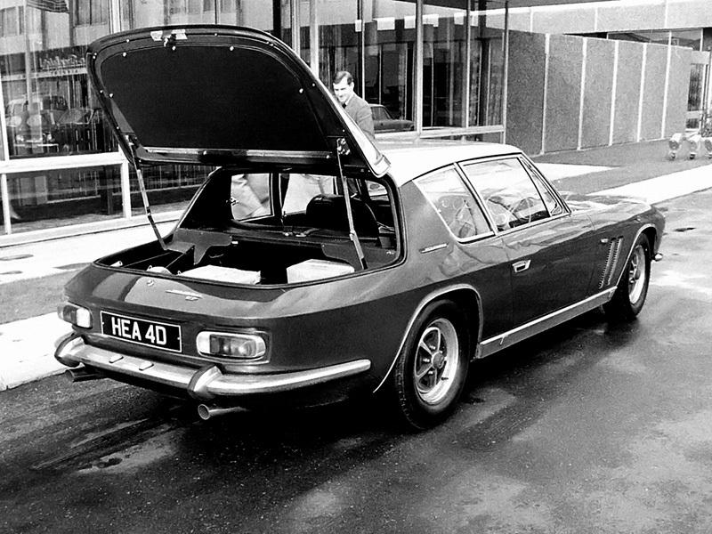 Jensen Interceptor 1966 2