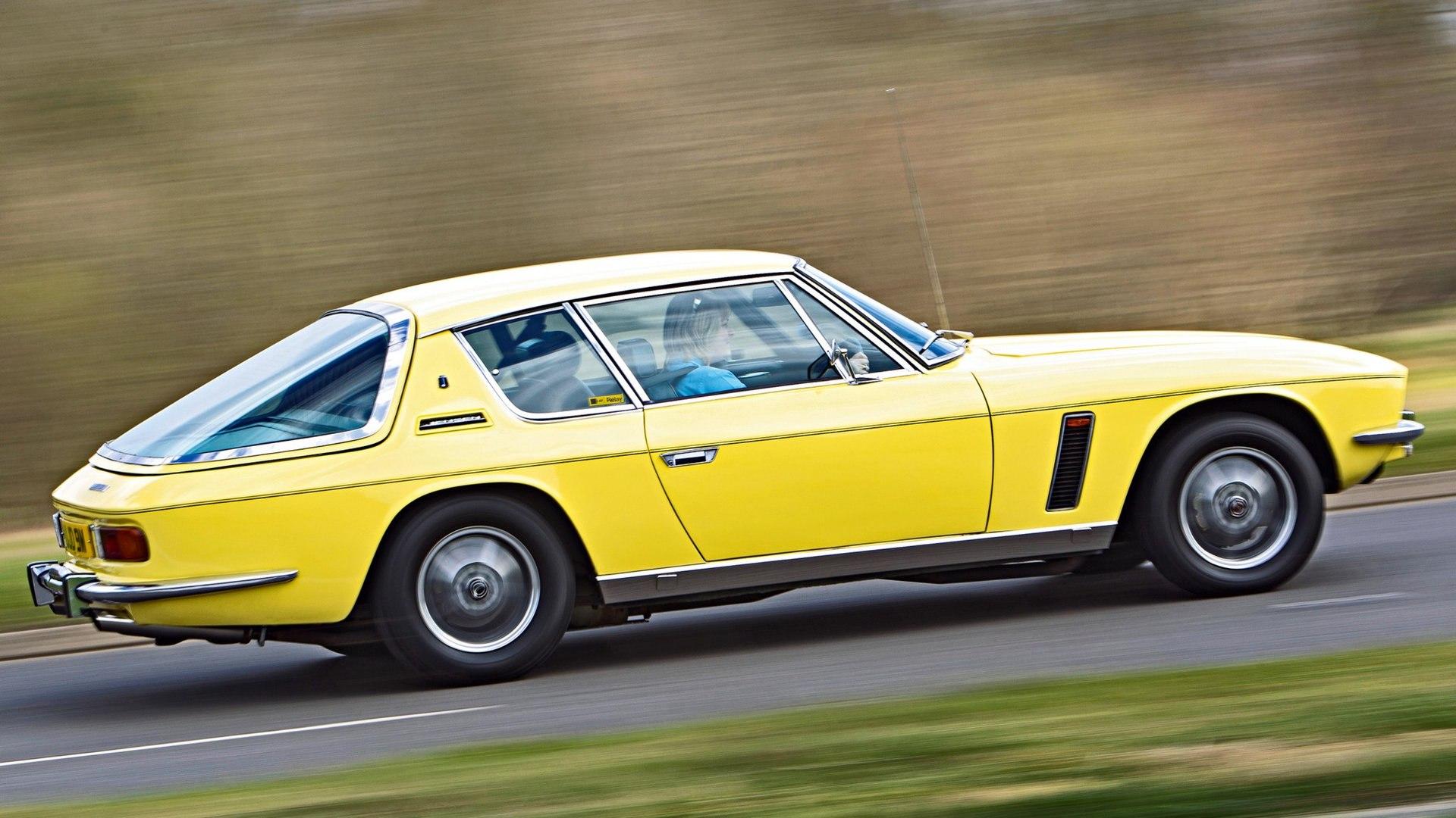 Jensen Interceptor 1971