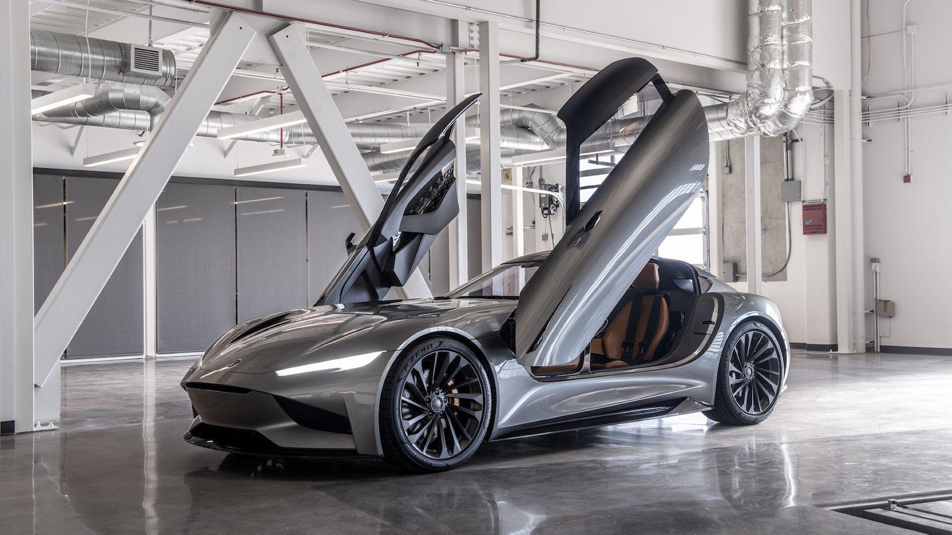 Karma SC2 Concept: 1.115 CV y 14.236 Nm de potencia eléctrica