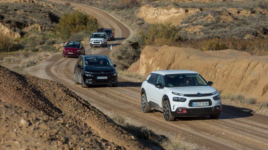 """Así ha sido la ruta Citroën por la """"piel de toro"""""""