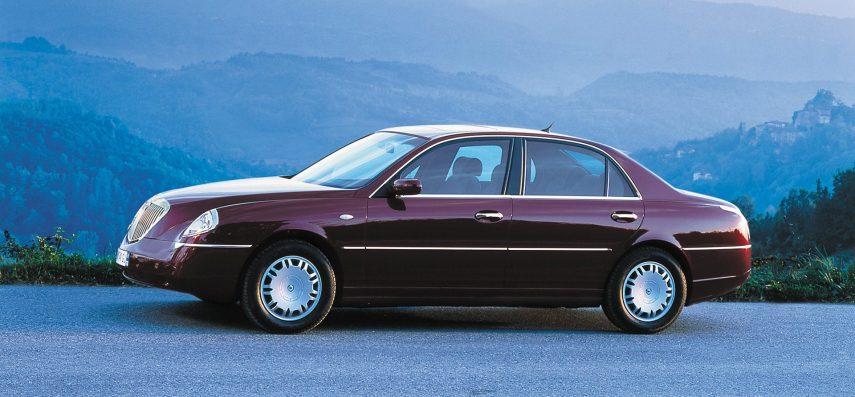 Coche del día: Lancia Thesis 3.0 V6 (841)