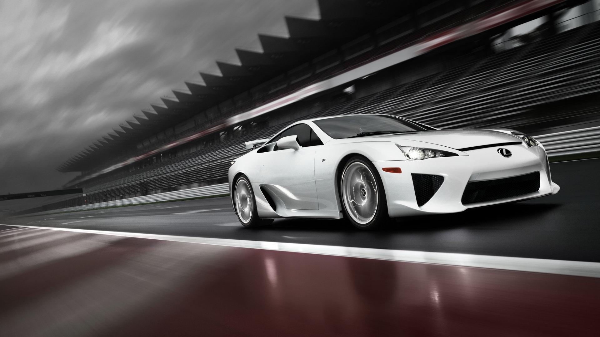 Coche del día: Lexus LFA