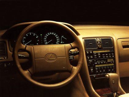 Lexus LS 400 UCF10 4