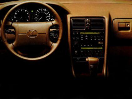 Lexus LS 400 UCF10 5