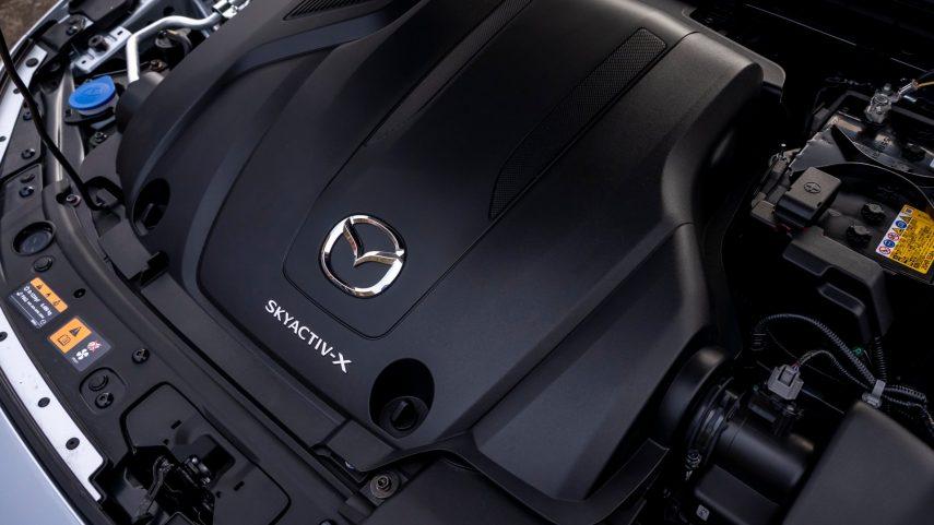 El motor Skyactiv-X de Mazda tiene mayor demanda de la esperada