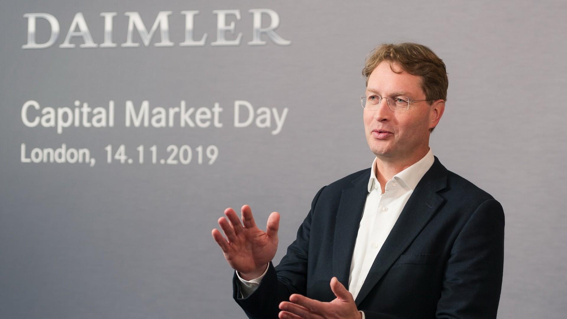 Daimler prescindirá de miles de empleos como parte de su nueva estrategia comercial