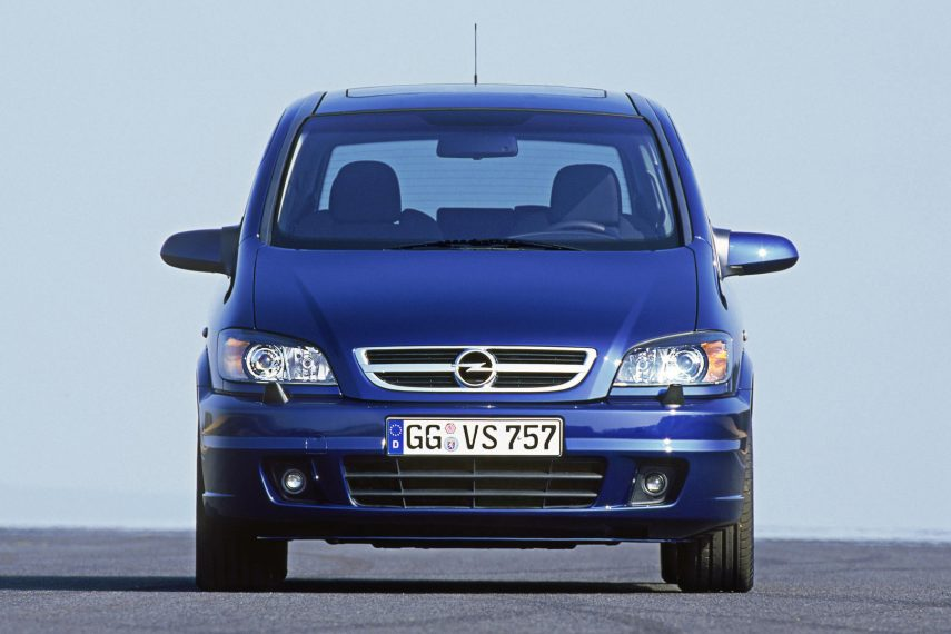 Coche del día: Opel Zafira 2.2 DTI Design Edition (A)