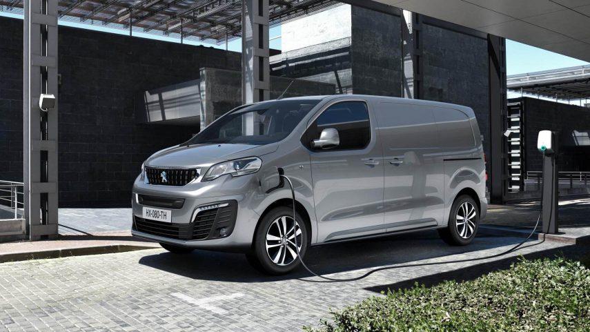 Peugeot e-Expert, nuevo vehículo comercial eléctrico
