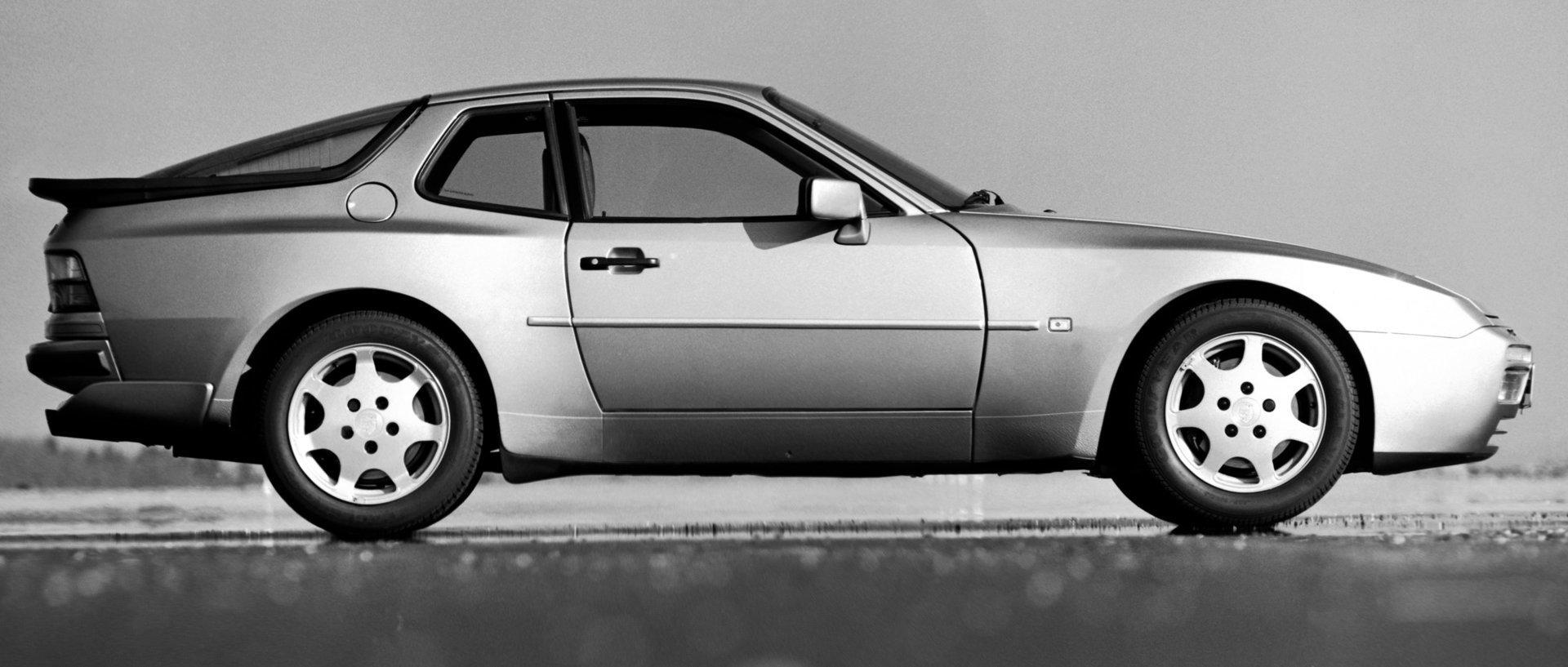 Coche del día: Porsche 944 Turbo S