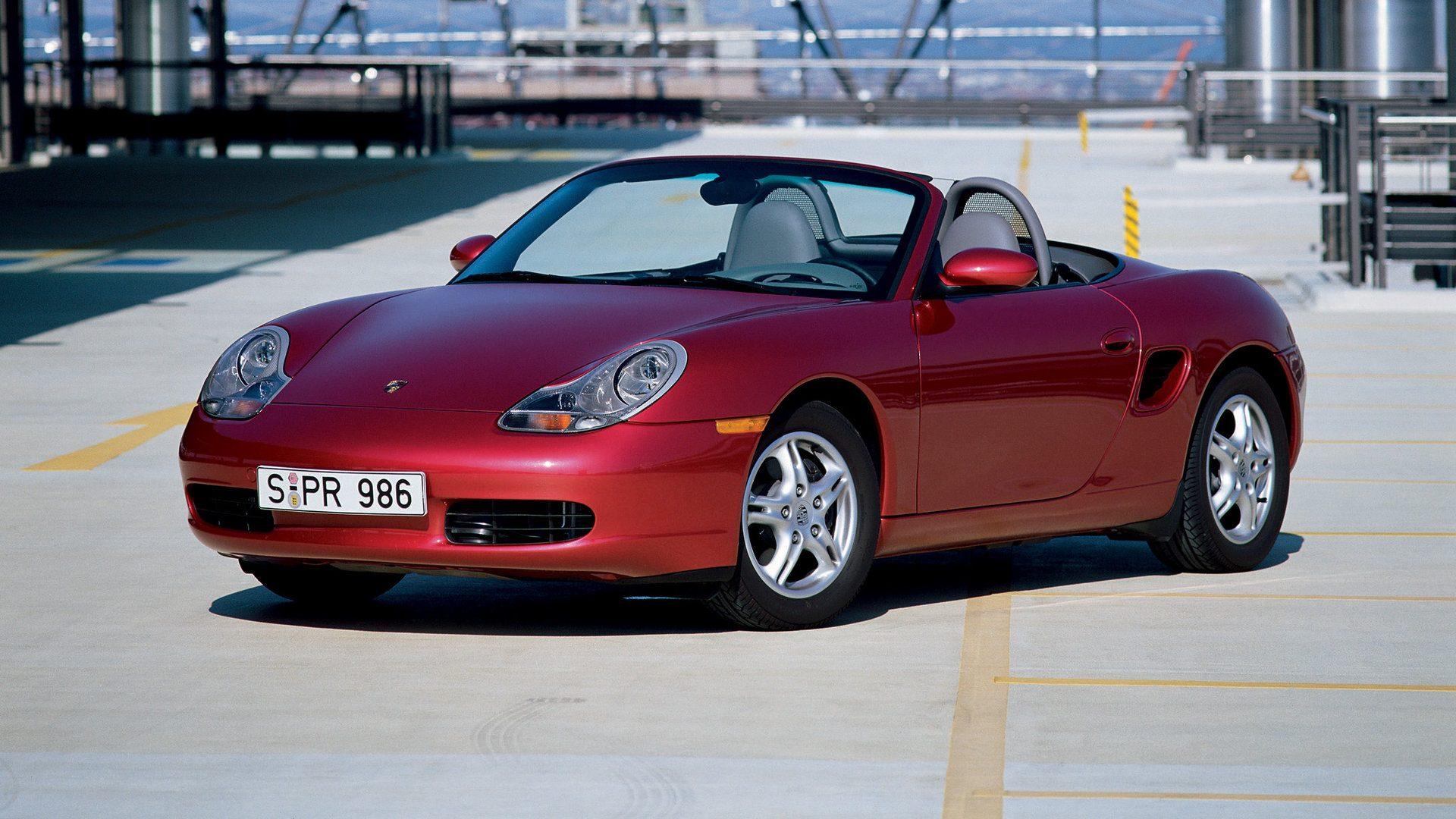 Coche del día: Porsche Boxster 2.5 (986)