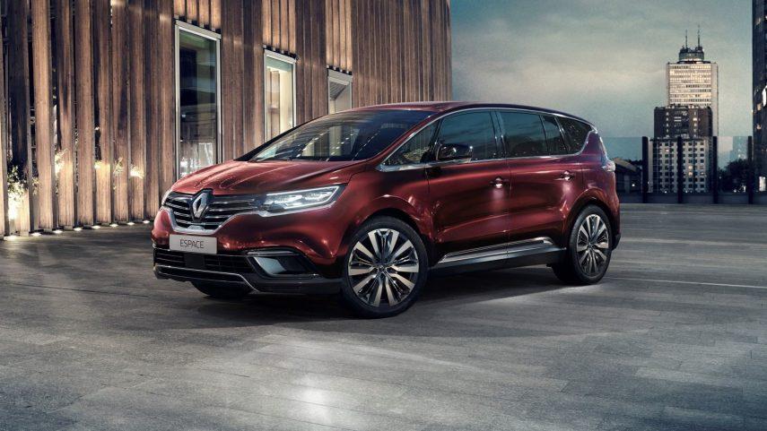 Renault Espace 2020, ahora con más tecnología a bordo