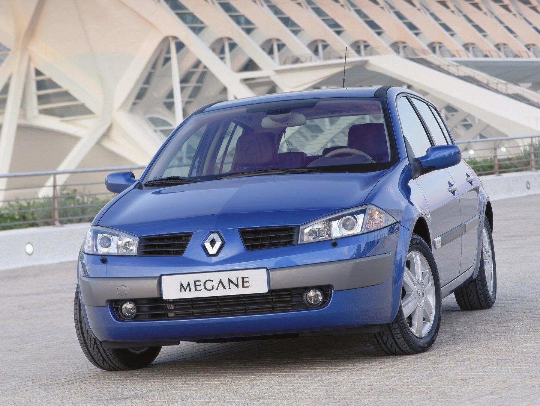 Renault Megane dCi 5p 2