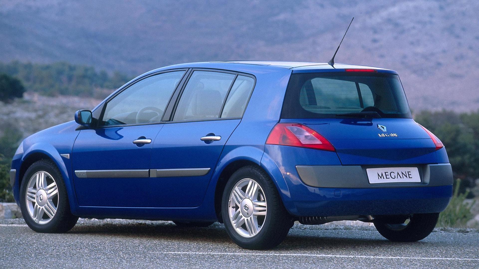 Renault Megane dCi 5p 3