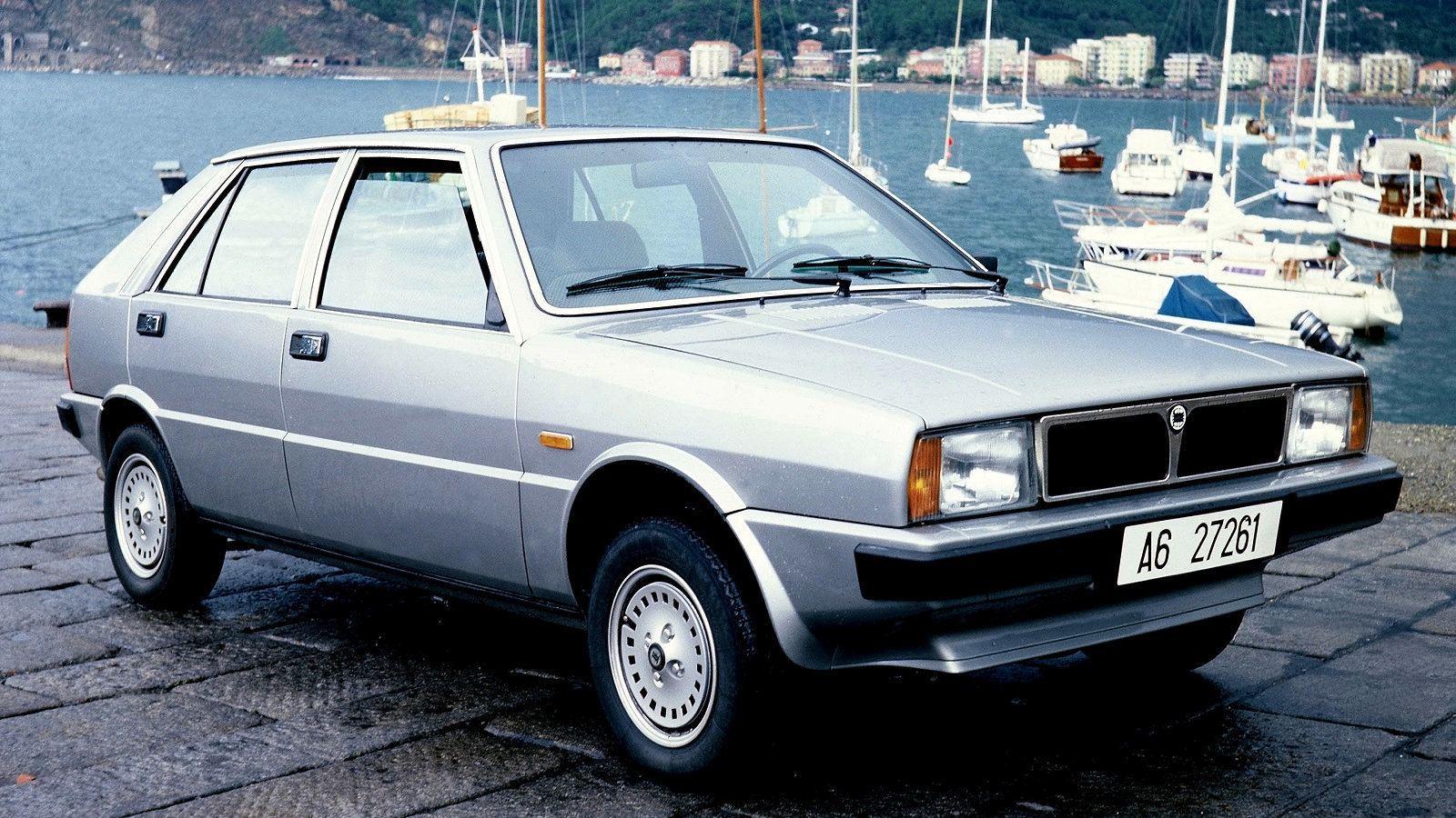 Coche del día: Saab-Lancia 600