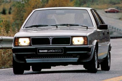 Saab Lancia 600 2