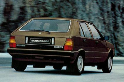 Saab Lancia 600 3