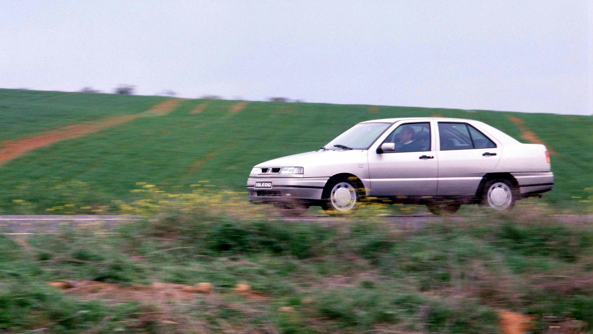 Coche del día: SEAT Toledo 1.8 GLX (1L)