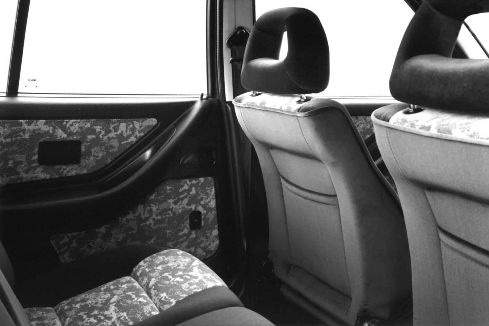 SEAT Toledo 1800 GLX 1L 4