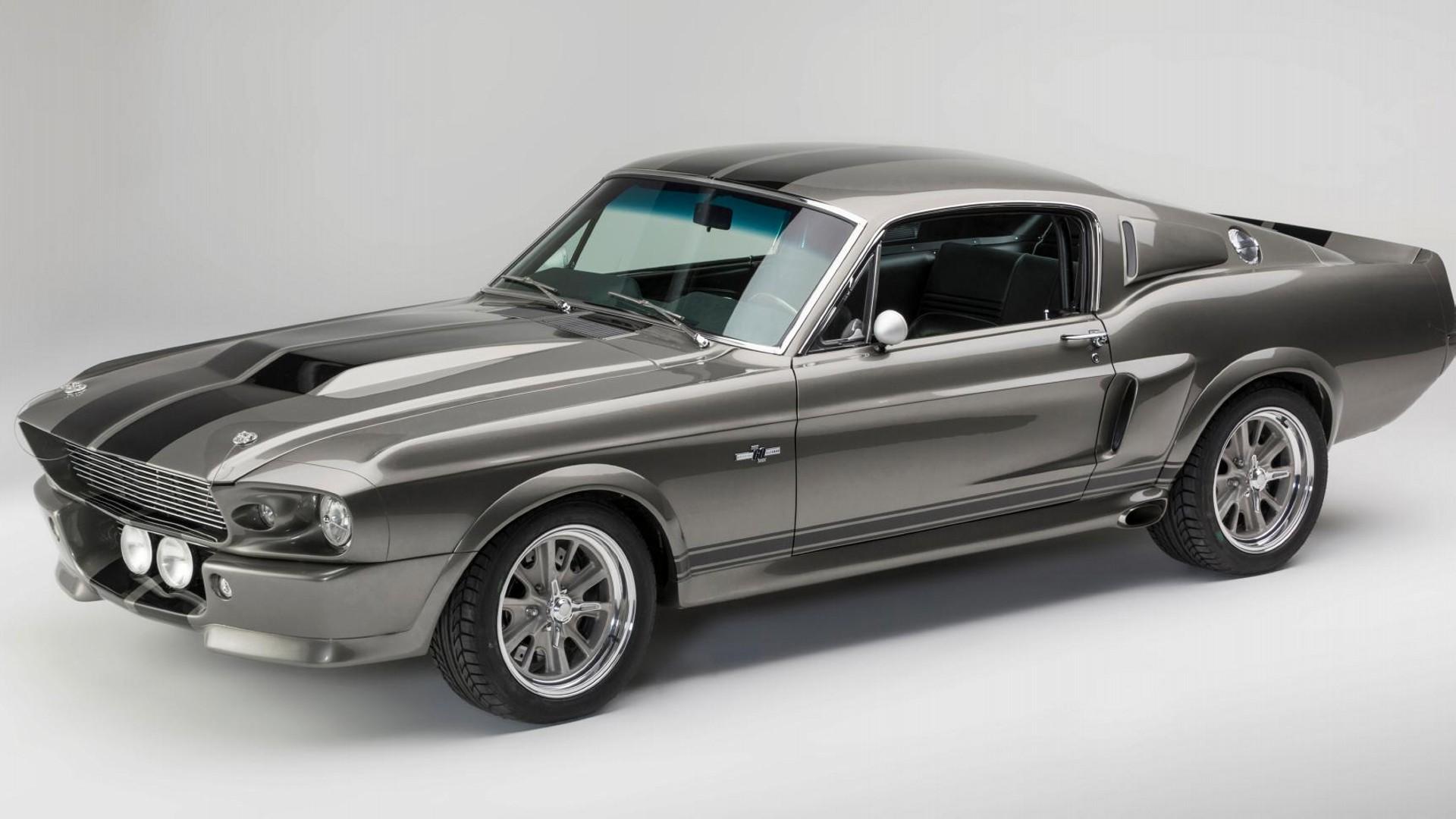 """Eleanor vuelve a las calles: así es el Shelby Mustang GT500 de """"60 Segundos"""""""