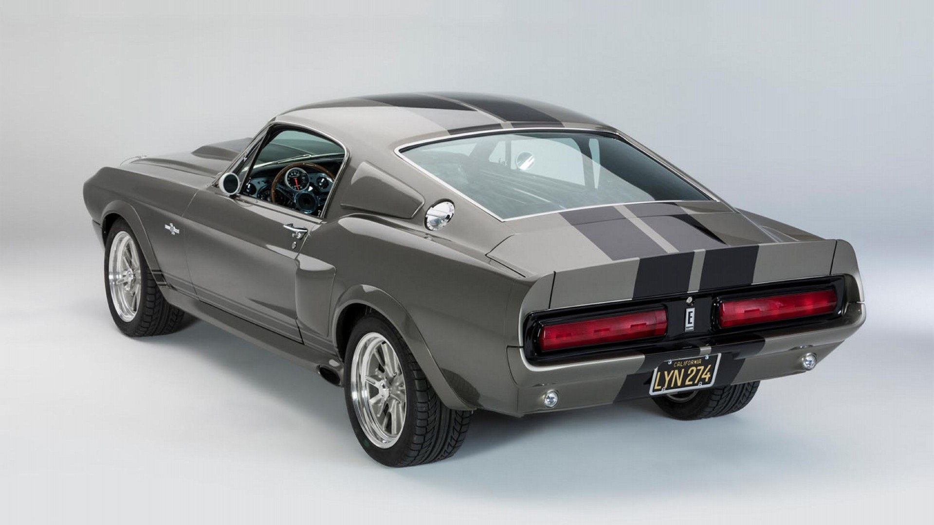 Shelby Mustang GT500 Eleanor 60 Segundos (2)