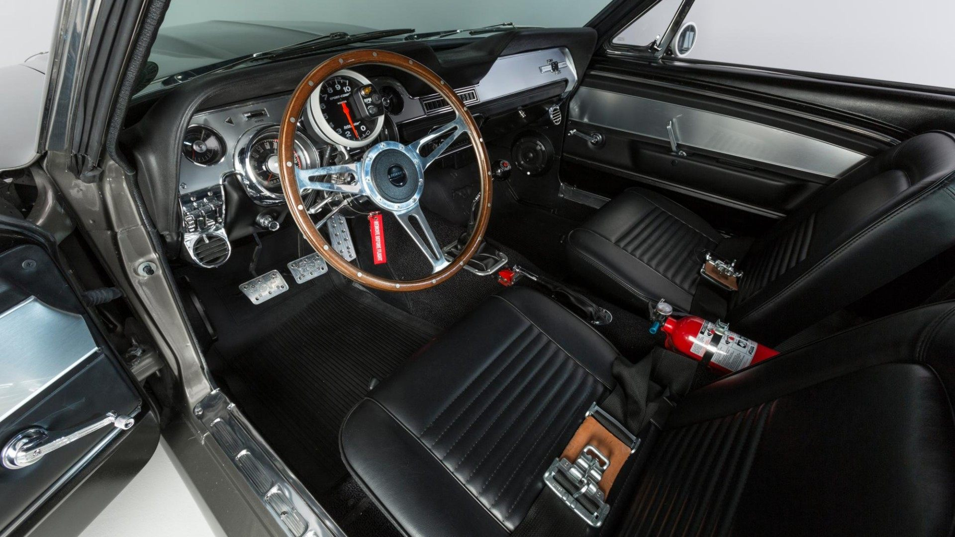 Shelby Mustang GT500 Eleanor 60 Segundos (4)