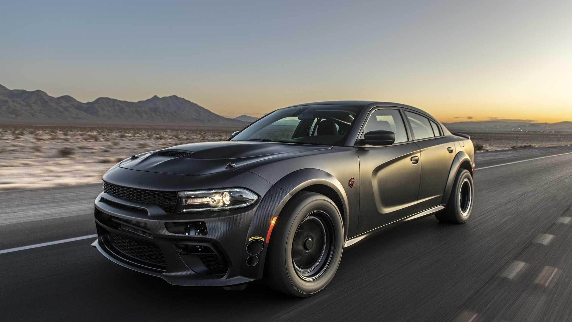 Dodge Charger SpeedKore: no encontrarás una berlina más bestia