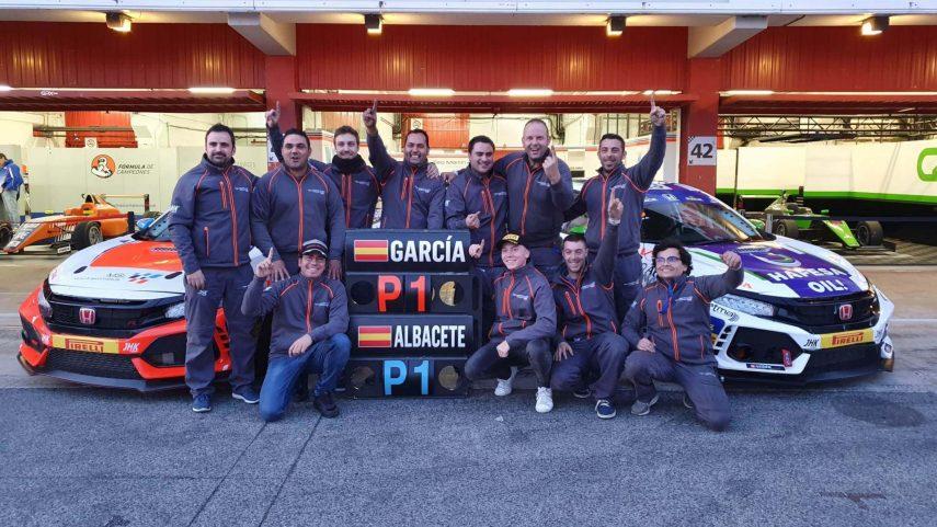Teo Martín Motorsport se proclama Campeón de España de Turismos