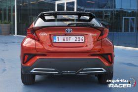Toyota C HR 180h 2020 14