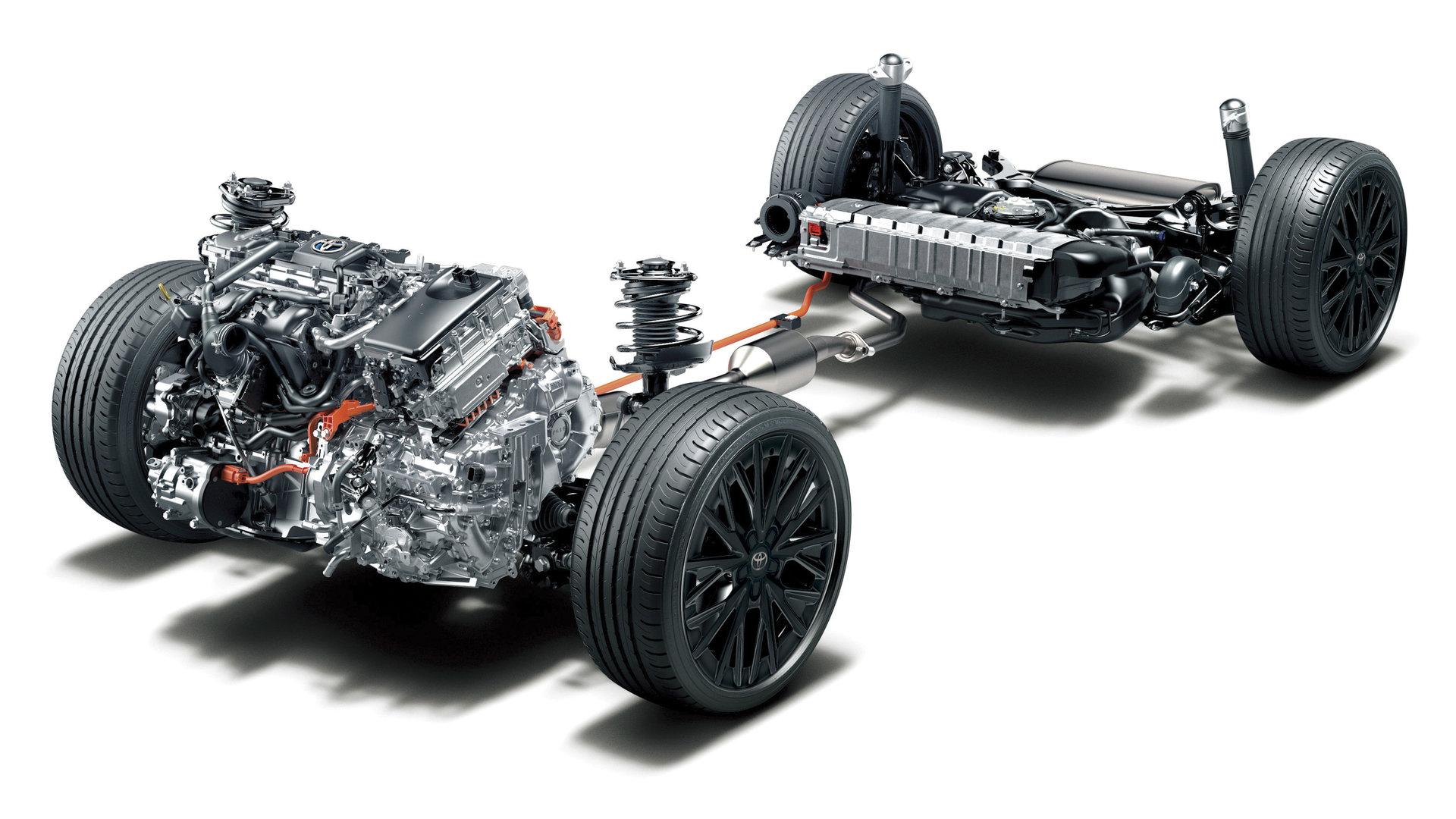 Toyota C HR 180h 2020 32