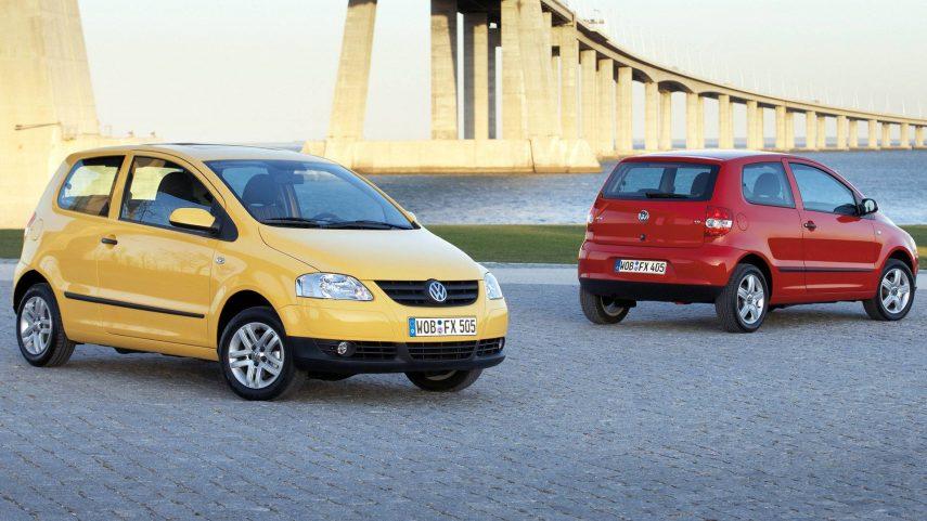 Coche del día: Volkswagen Fox