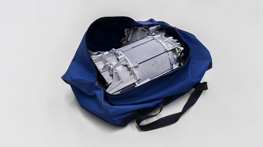 El motor del Volkswagen ID.3 no solo es eficiente, también es compacto y potente