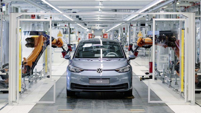 Comienza la producción del Volkswagen ID.3